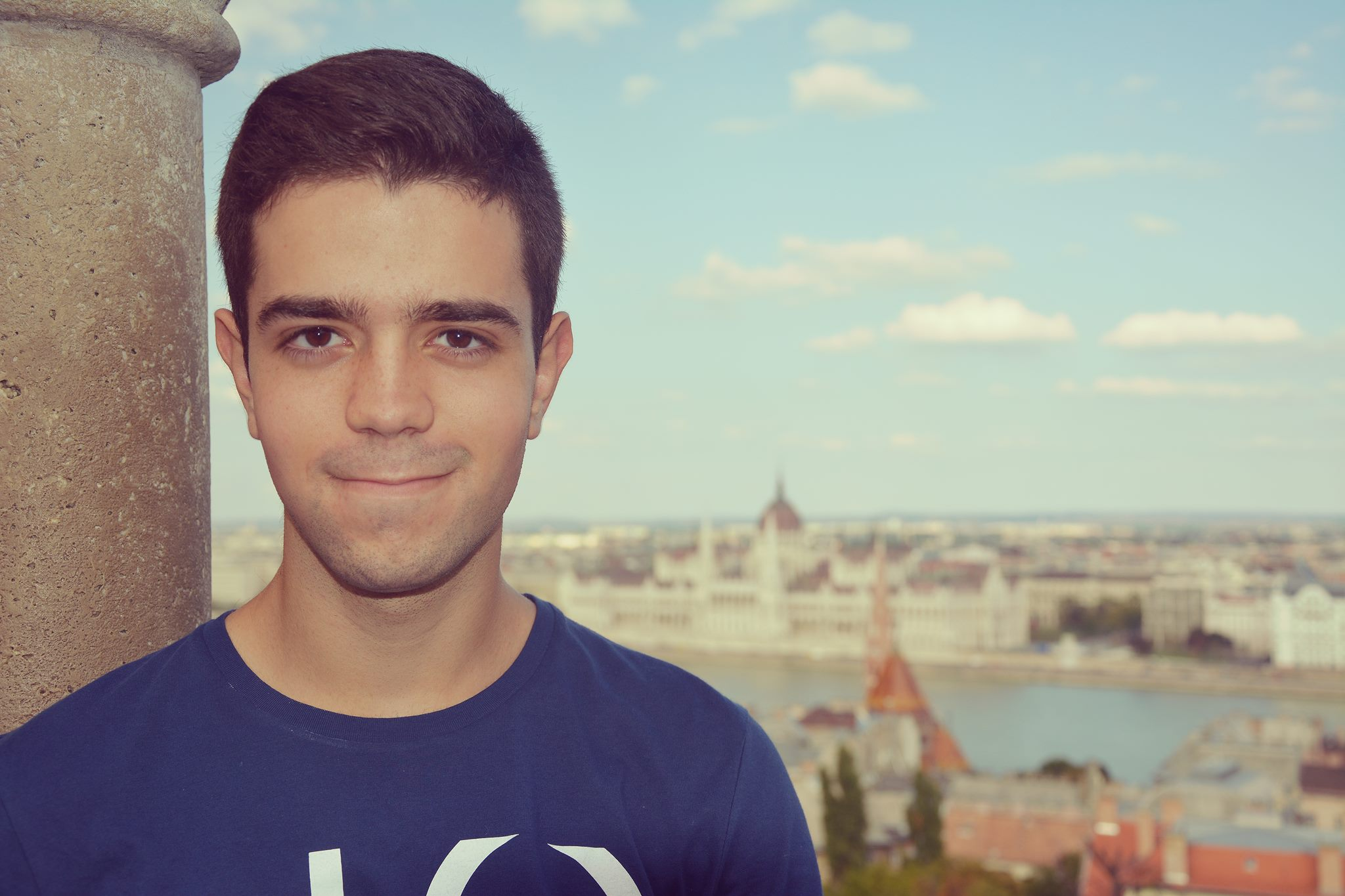 Budapest is such a nice city!