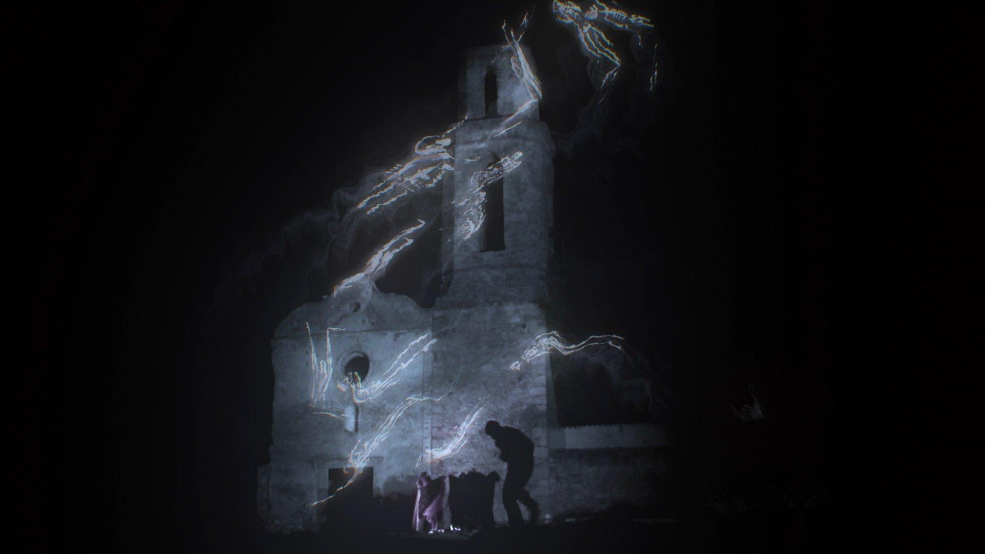 VFX ghost shot