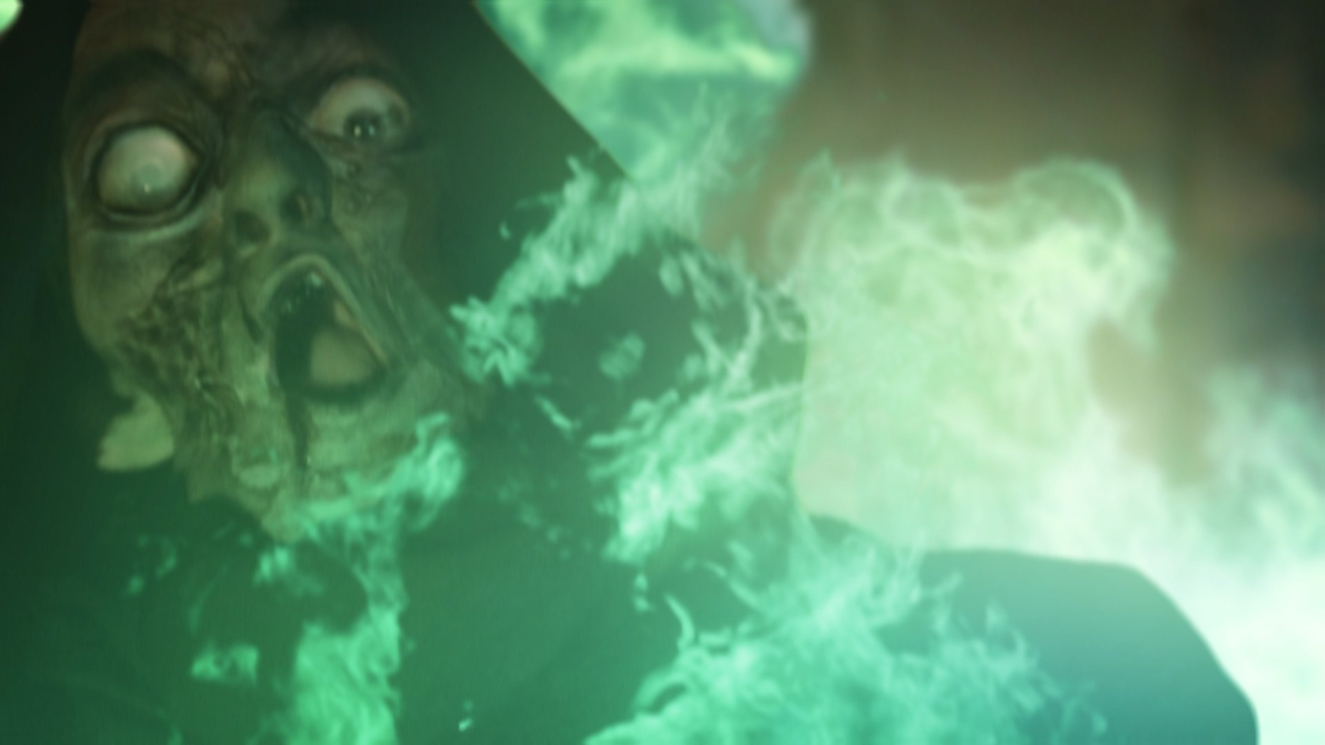 VFX Burnt Witch